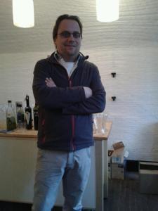 Pascal Vos = Cavatappi