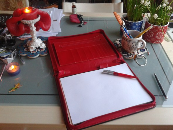 Schrijfplek